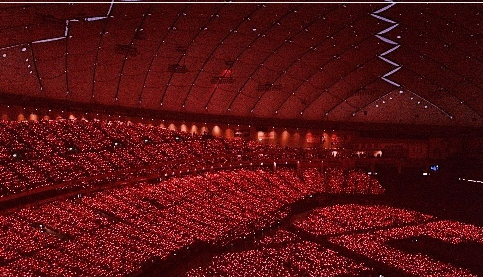 I want to be part of the Pearl Red Ocean - TVXQ - Cassiopeia ...