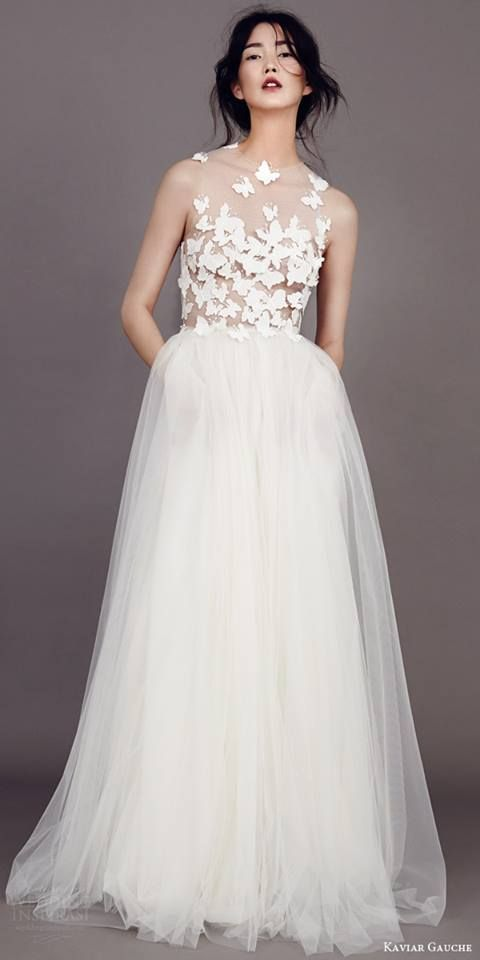 Kaviar Gauche Wedding Dress 2015 Bridal Collection   Wedding ...