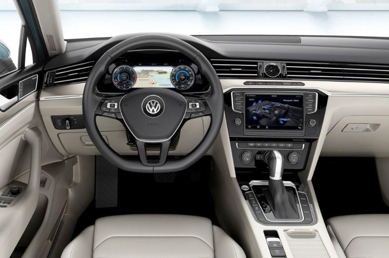 2015 Volkswagen Passat Interior   volkswagen   Pinterest