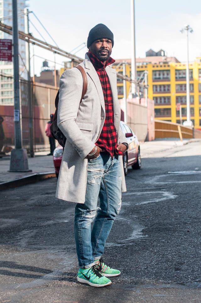 Die Vorteile Ein Modedesigner Zu Sein Estilos De La Calle Para Hombres Hombres Bien Vestidos Camisa De Cuadros