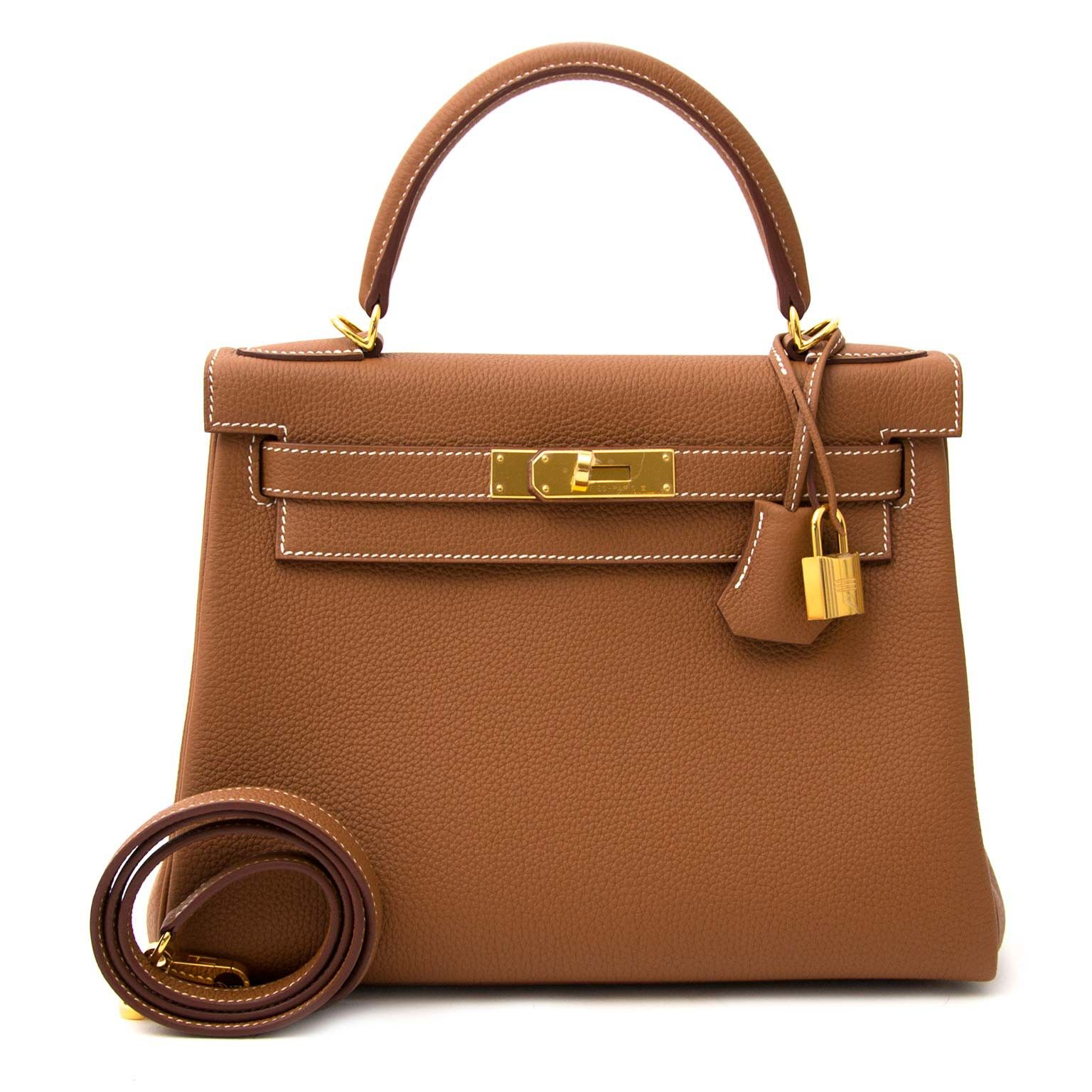 67a60dc0e52 ... usa hermès kelly 28 togo gold ghw now online at labellov 100 authentic  68252 009cc