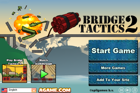 "<br> If you have any objection please report to <br> Email: <a href=""mailto:PatriciaARussellgfddf456@gmail.com"">PatriciaARussellgfddf456@gmail.com</a> <br>Bridge Tactics 2 is a cool bridge destruction game from agame.com. Plant bombs strategically and wait for the magic moment. As the troops come blast the bombs and cause maximal.  http://Mobogenie.com"