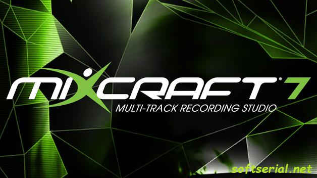 mixcraft 7 codes