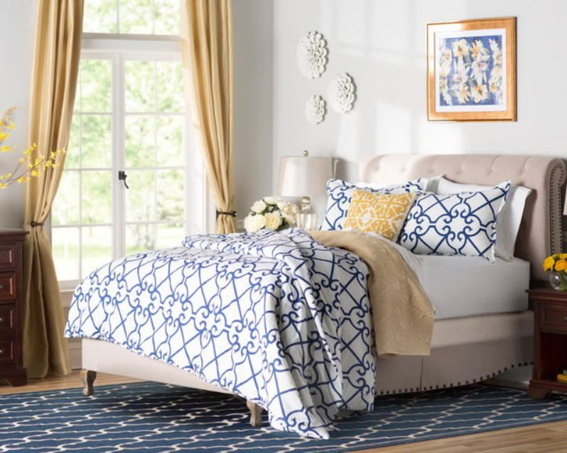 Wallin Table Lamp, $76.94 | Bedrooms | Home decor ...