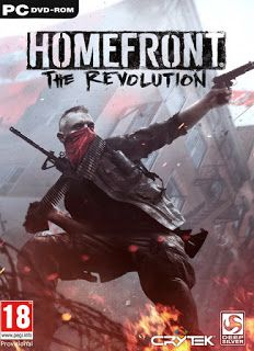 Homefront The Revolution Pc Game Fully Cracked And Free For Download Revolution Latest Video Games Ps4 Games