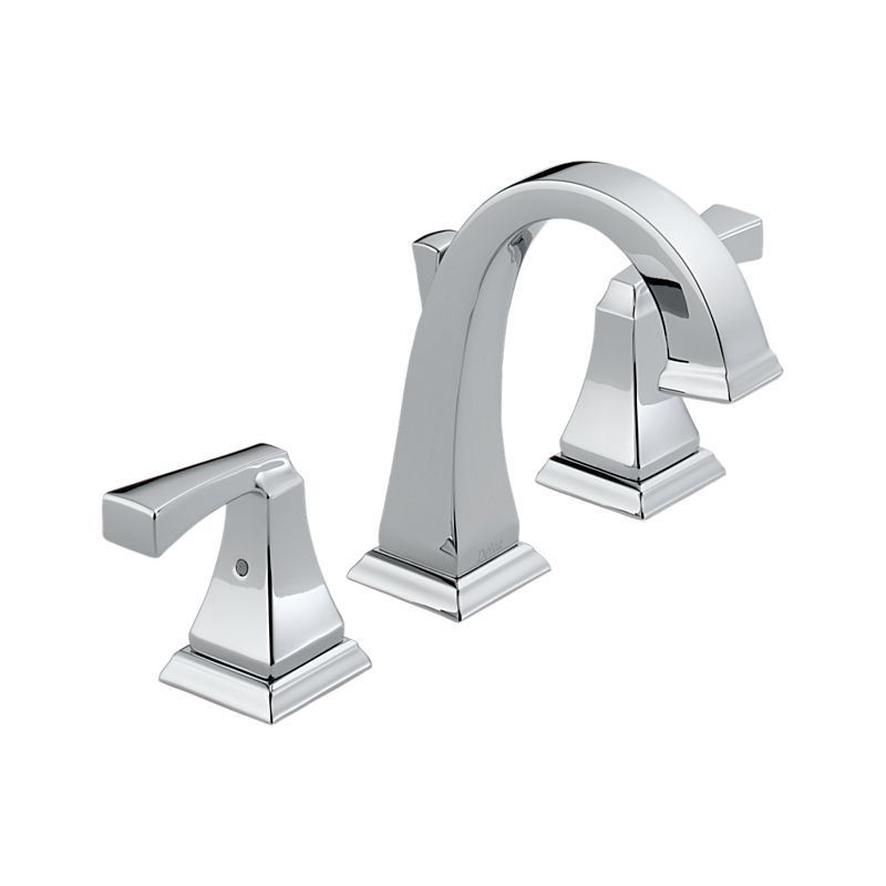 3551LF Dryden Two Handle Widespread Lavatory Faucet : Bath Products ...