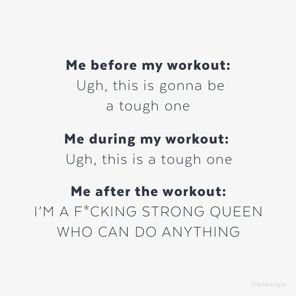 9 Much-Needed Motivational Quotes To Help You Power Through Your Next Workout - Fitness Motivation -...