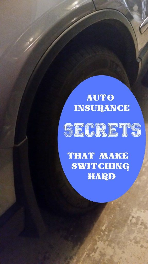 Changing Auto Insurance Takes More Than 15 Minutes A Lot More