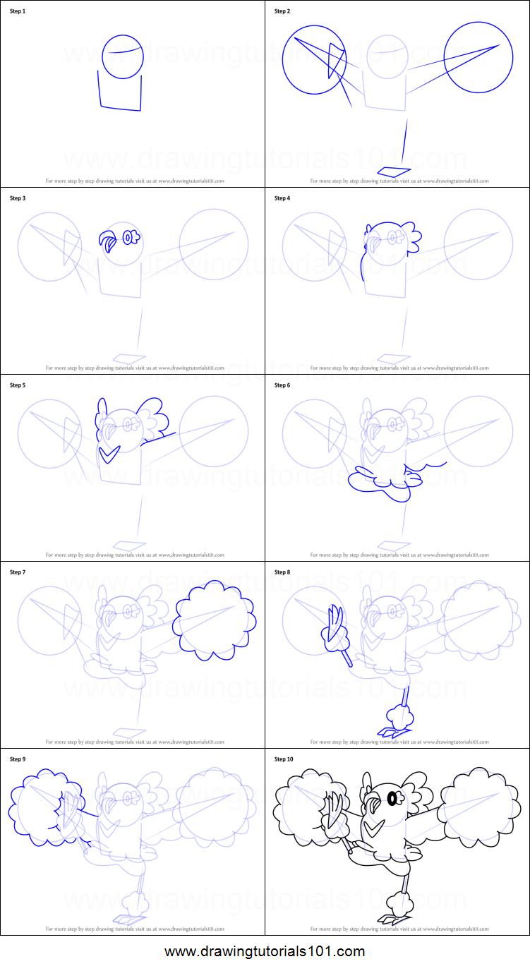 Pom Pom Drawing : drawing, Oricorio, Pom-Pom, Style, Pokemon, Printable, Drawing, Sheet, Drawi…, Drawings,, Sheet,, Fashion