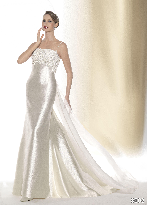 Bonito Vestido De Novia Dallas Festooning - Ideas de Estilos de ...