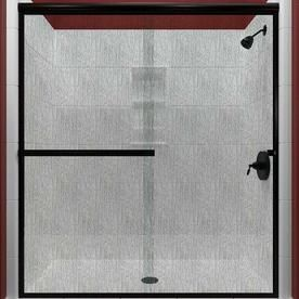 Arizona Shower Door Lese 41 In X 67 3 8 In Or Rn Lese41x673orrn Shower Doors Shower Accessories Oil Rubbed Bronze