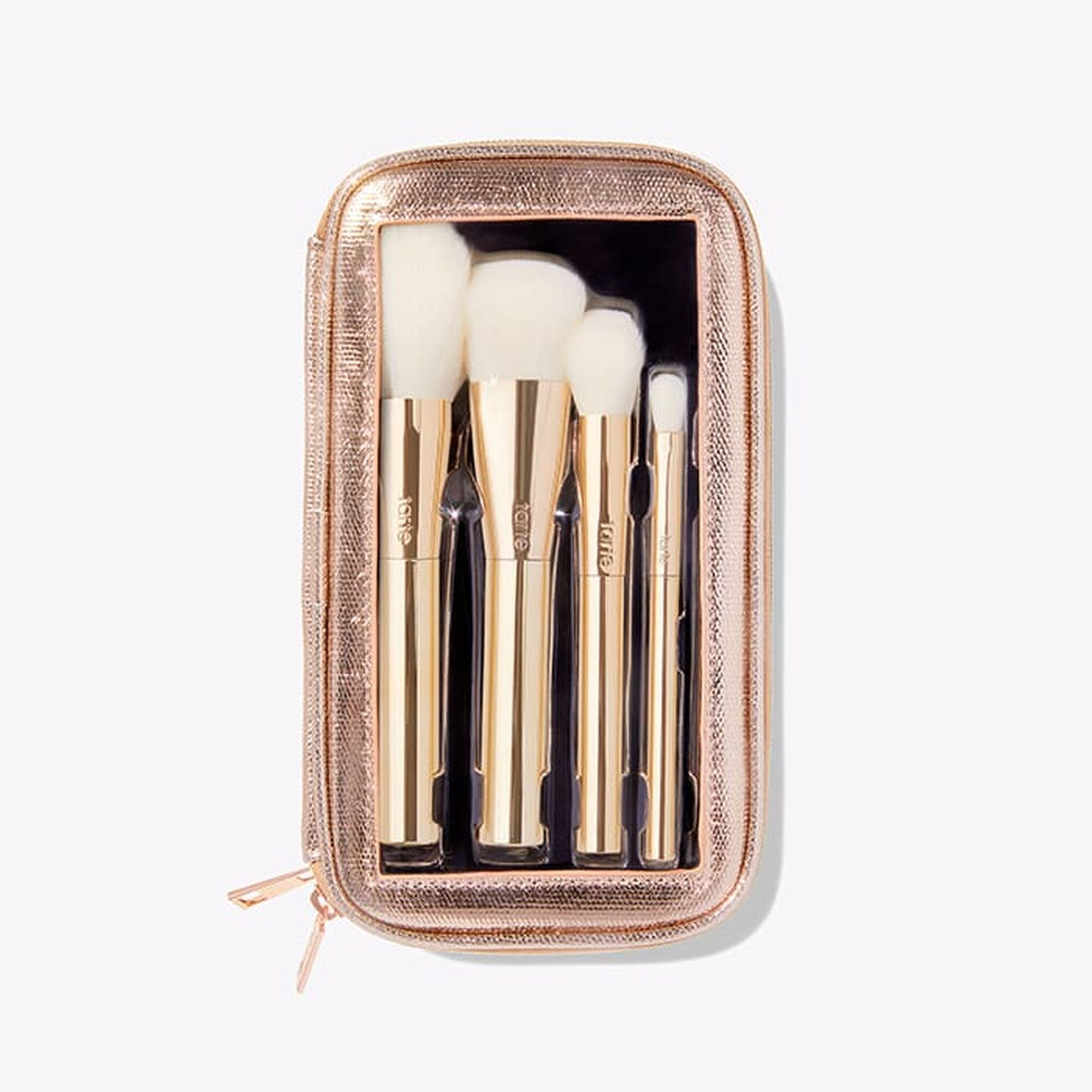 Gold dusters brush set How to wash makeup brushes