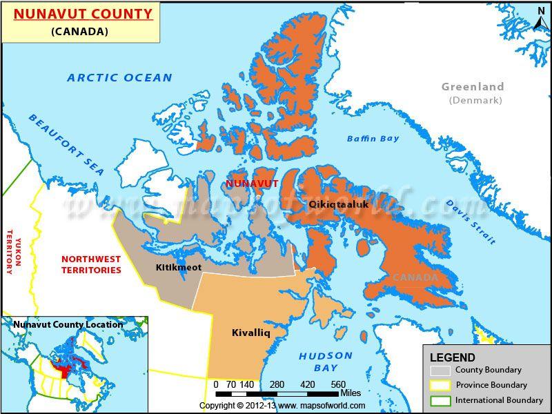 Nunavut mapa Buscar con Google Mapas Pinterest Searching