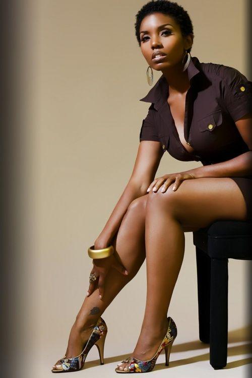 Sexy black women legs