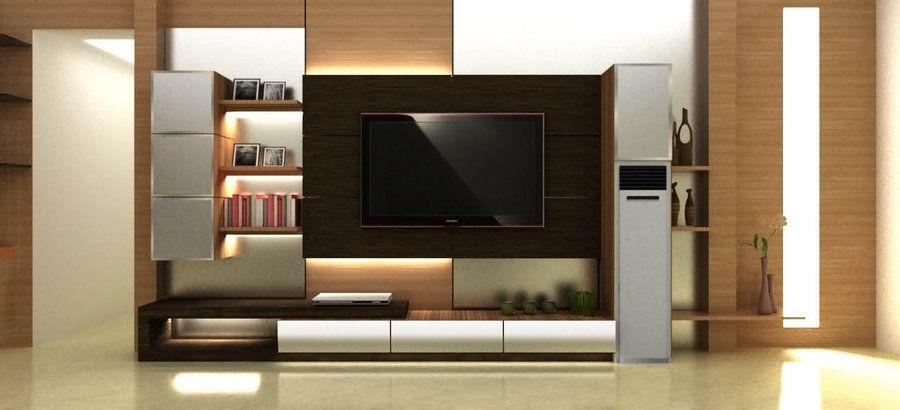 moderne TV wandpaneele und wohnwände von medot Wohnräume gestalten - moderne wohnzimmer gestalten