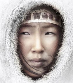 Eskimo inuit. Arctic indigenous populations now range from about 80% in Greenland, 50% in Canada, 20% in Alaska, 15% in Arctic Norway and as little as 3-4% in Arctic Russia.