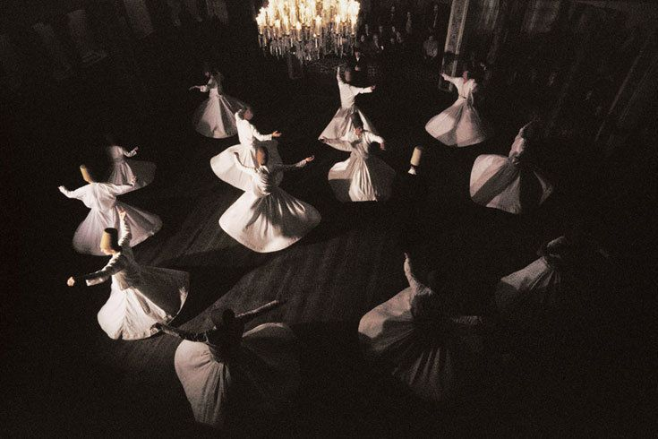 Cantarella Image Whirling Dervish Istanbul