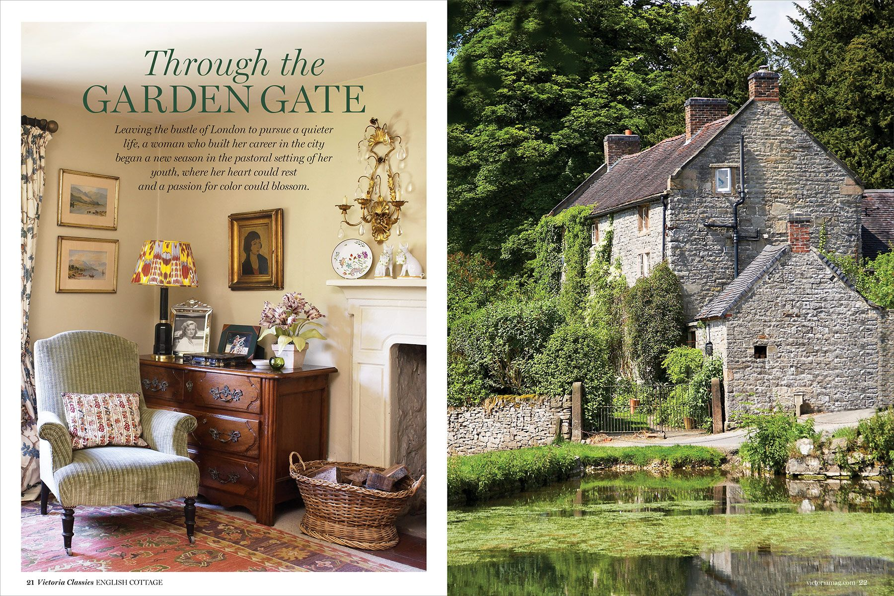 Preview Victoria Classics English Cottage 2017 Country Chic Cottage Beautiful Houses Interior Cottage Style