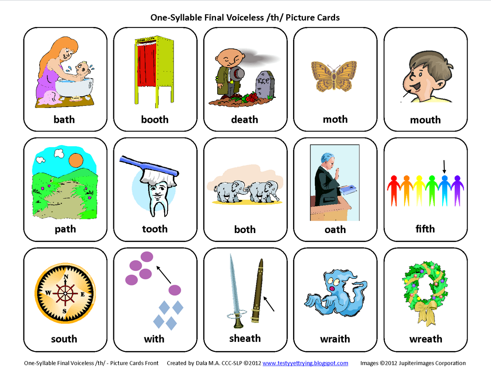 Worksheets Free Articulation Worksheets pin by pediastaff on articulation pinterest picture cards final th voiceless free speech therapy pinned please visit for all our pediatric pins