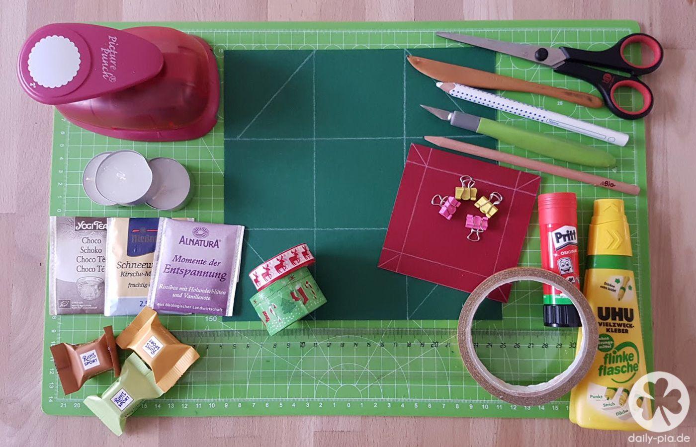 DIY: 15 Minuten Auszeit-Box | Bastelarbeiten | Pinterest | Geschenke ...