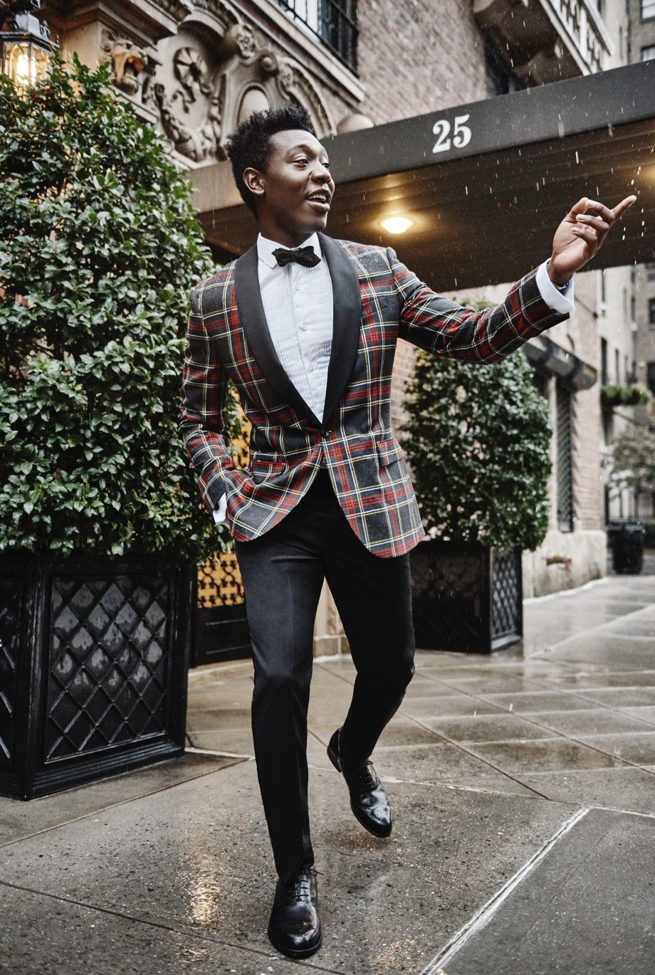 Christmas Party Suit Men.The New Rules Of Holiday Dressing By J Crew Bowtie Www