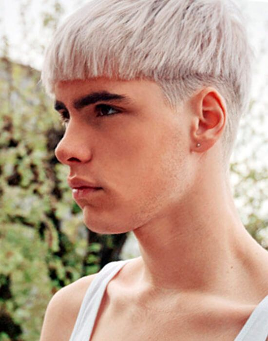 Nice 30 Adorable Bowl Cut Hairstyles For Guys Short Hairstyles For