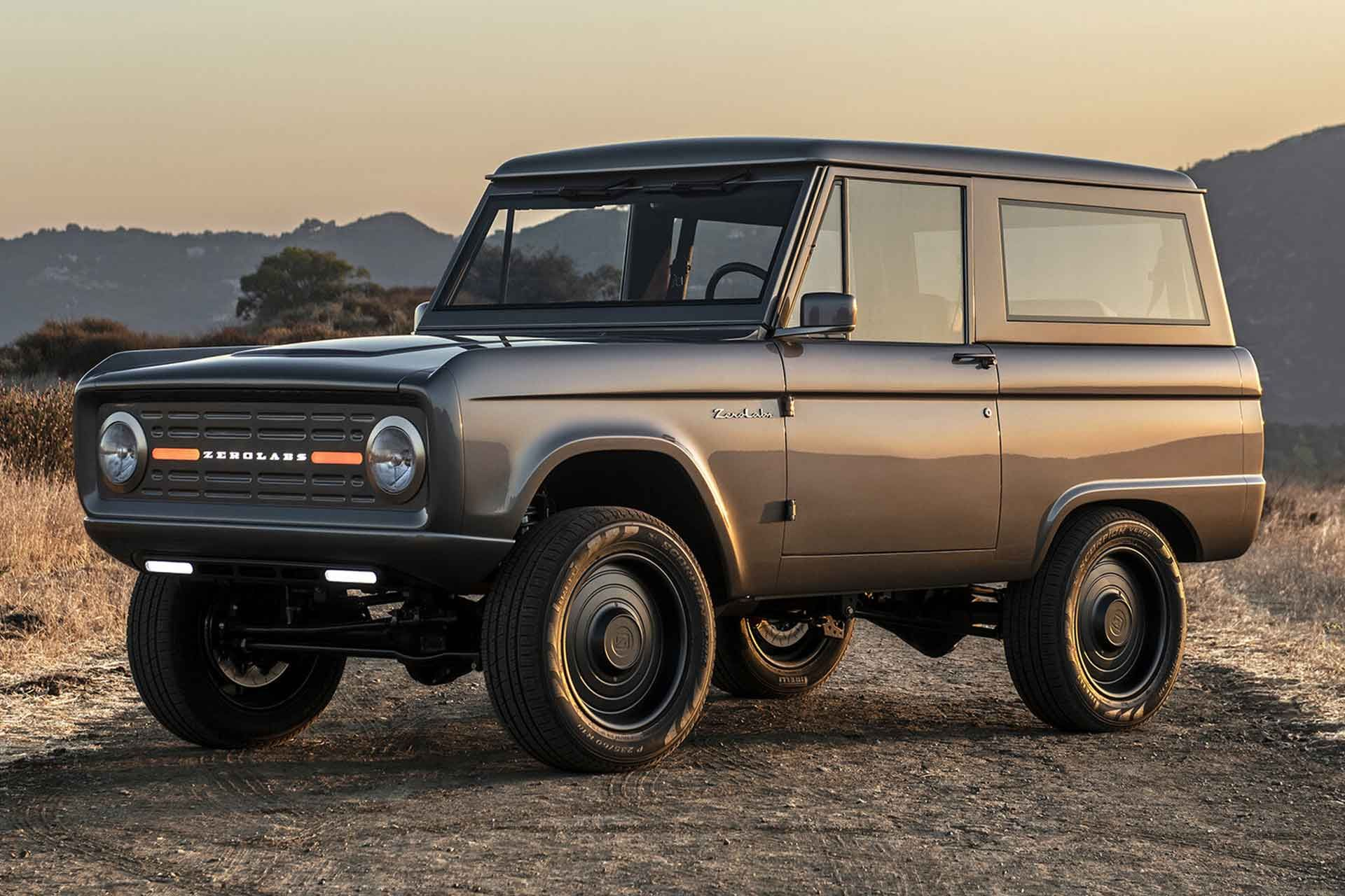 Ford S Next Gen Bronco Has Been Officially Revealed With The New Model Coming In 2021 And No Electric Powertrain Available At L In 2020 Ford Bronco Suv Classic Bronco