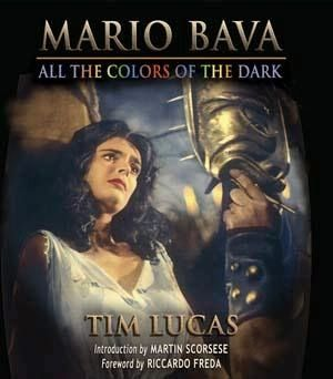 MARIO BAVA <br> ALL THE COLORS OF THE DARK