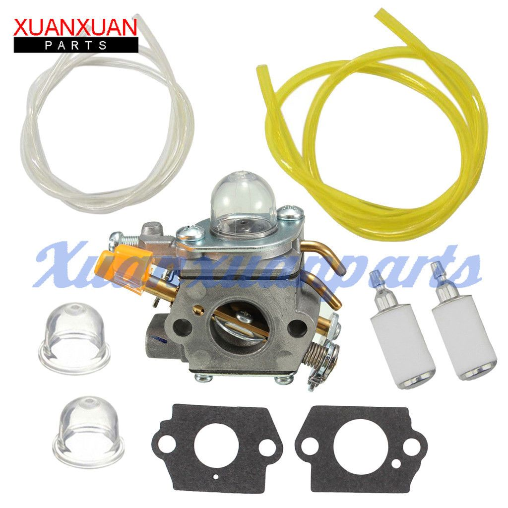 Carburetor Kit For Ryobi EX 26 Ryobi RY26000 RY28000 26CC 30CC Trimmers Carb