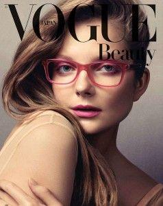 c1bcbcba1 Óculos de grau coloridos - Vogue Japan | Eu uso óculos | Vogue japan ...