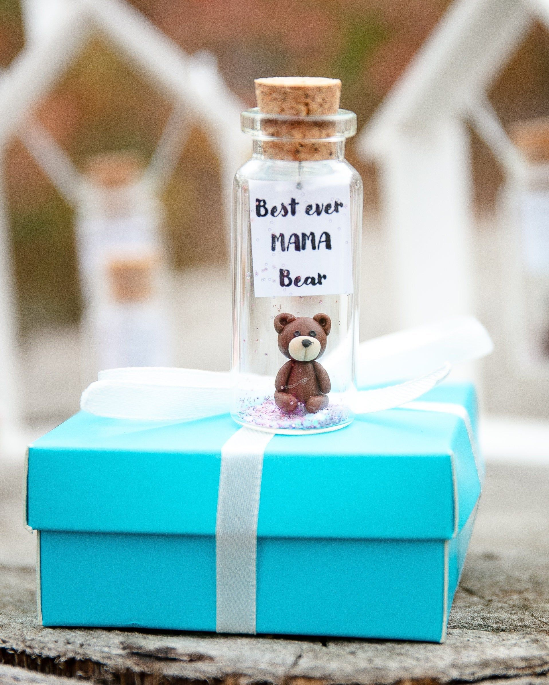 Best ever mama bear mothers day gift animal gift for mom