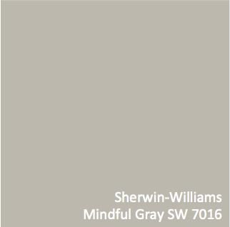 Sherwin Williams Mindful Gray Sw 7016 Colorpizazz I
