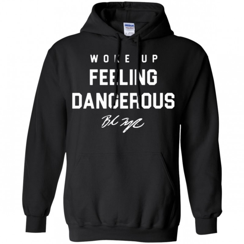 Yarned And Dangerous Crochet /& Gildan Hoodie Sweatshirt
