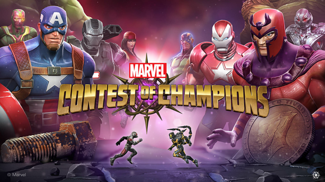 Marvel Contest of Champions ellie moon Contest of