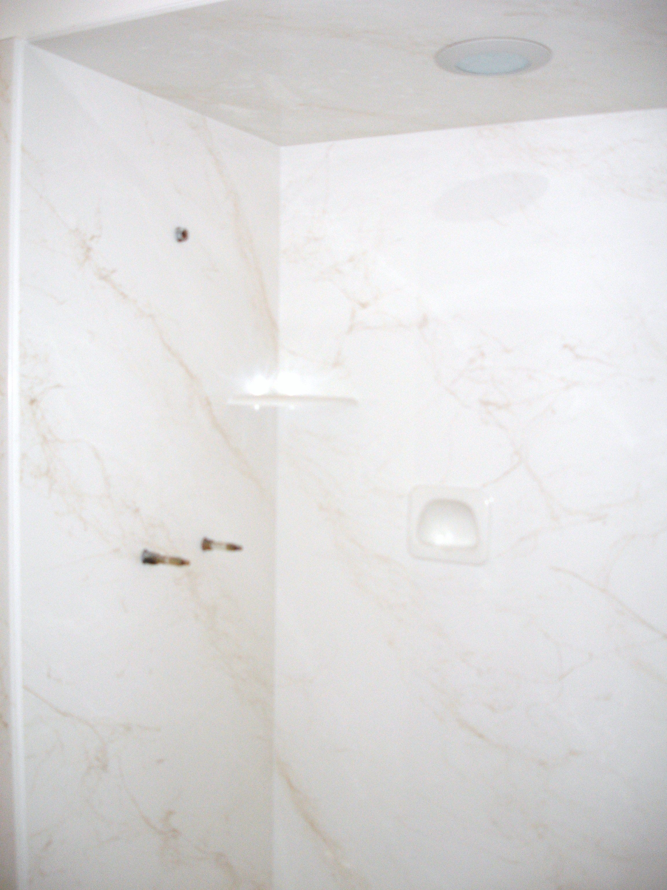 Procast Marble Inc Portfolio Cultured Marble Shower Marble Showers Shower Wall Panels