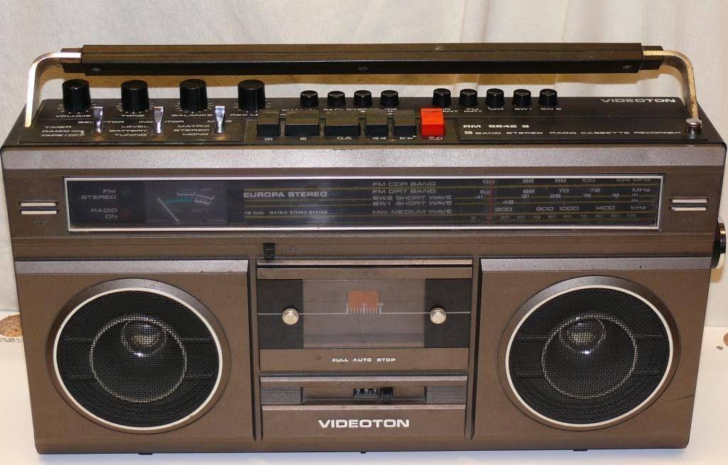 80's Retro - Videoton Rm 5642 - S   Hifi   Pinterest   80 S And Audio Wohnzimmer Vintage Style Braun