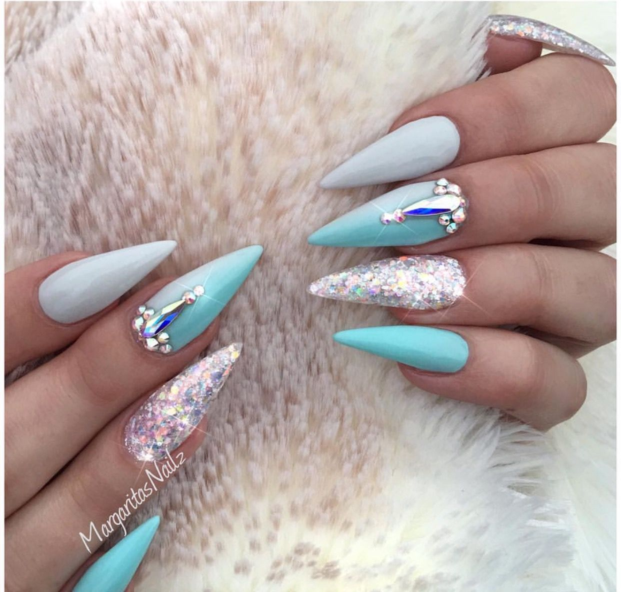 Pin von Kat Staxx auf Nail\'d It! | Pinterest | Nageldesign ...