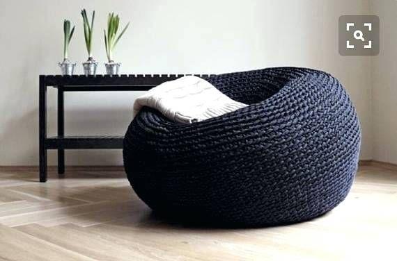 Oversized Floor Pillows Giant Pouf Ottoman Extra Large Floor Cushion