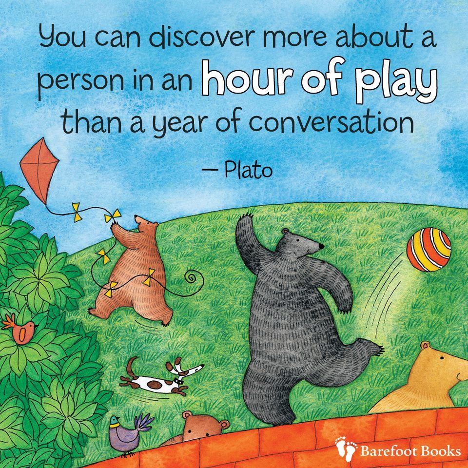 u0026quot you can discover more about a person in an hour of play