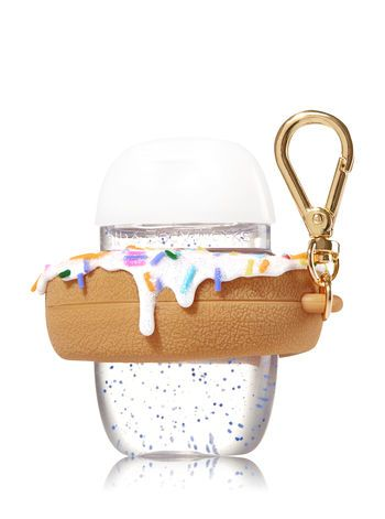 Donut With Sprinkles Pocketbac Holder Bath And Body Works Bath
