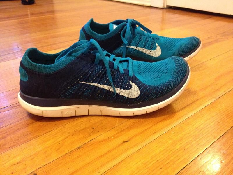 The Nike Free Flyknit is an incredibly comfortable shoe with a lightweight  and flexible construction thanks in a large part to what has to be the  greatest ...