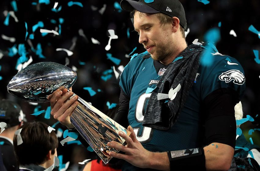 Philadelphia Eagles Las Vegas Releases Odds For A Nick Foles Departure From Philly Philadelphia Eagles Philadelphia Eagles Football Philadelphia Eagles Fans