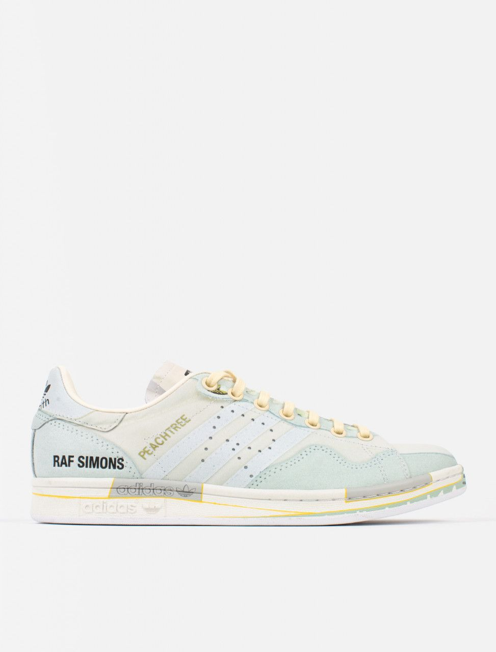 Adidas by Raf Simons RS Peach Stan Sneaker | Voo Store
