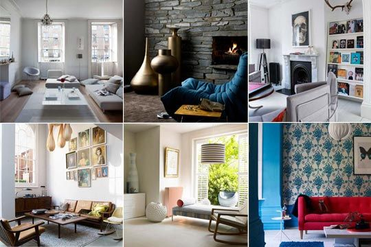 Musical Living Rooms: A Playlist of Living Rooms Moods