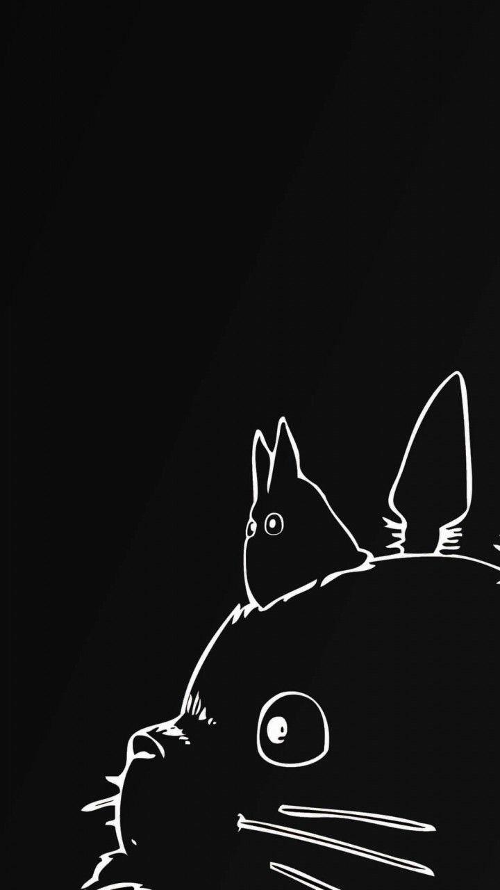 Pin By Hana On スタジオジブリ作品 Totoro Art Totoro Studio Ghibli