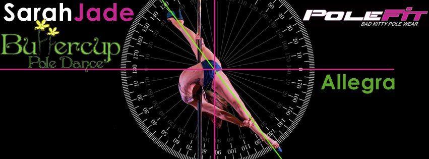 Sarah Jade Pole Dancing Aerial Arts Dance