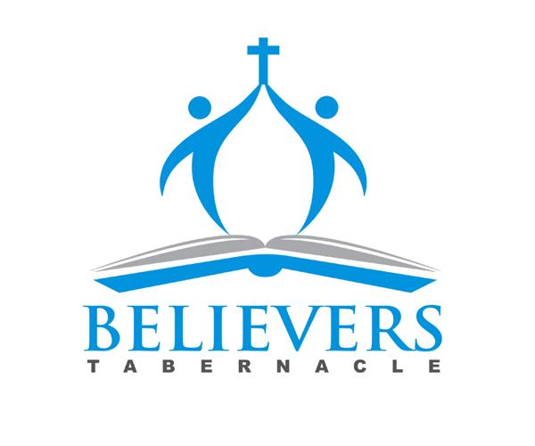 believers-church-logo-design-sample | Church logo, Logo ...