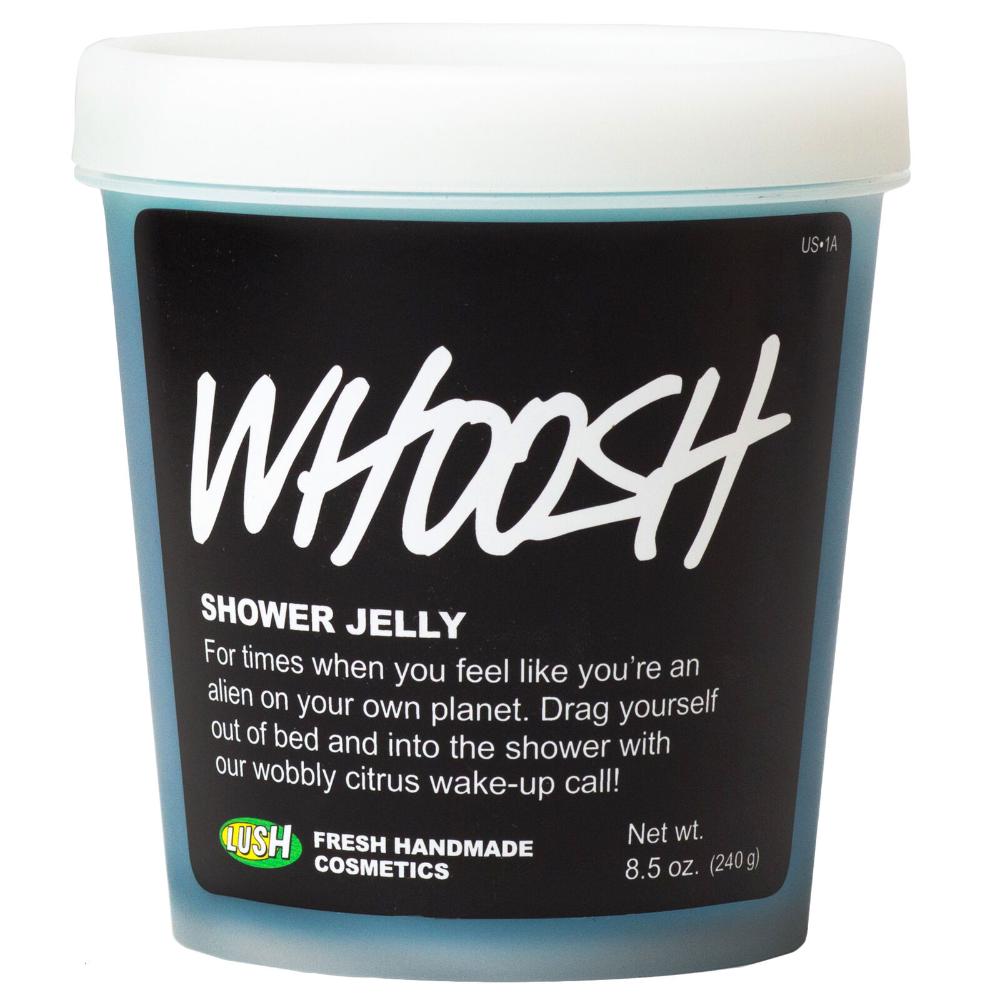 Whoosh Shower Jellies Lush Cosmetics In 2020 Shower Jellies Lush Shower Jelly Lush Products