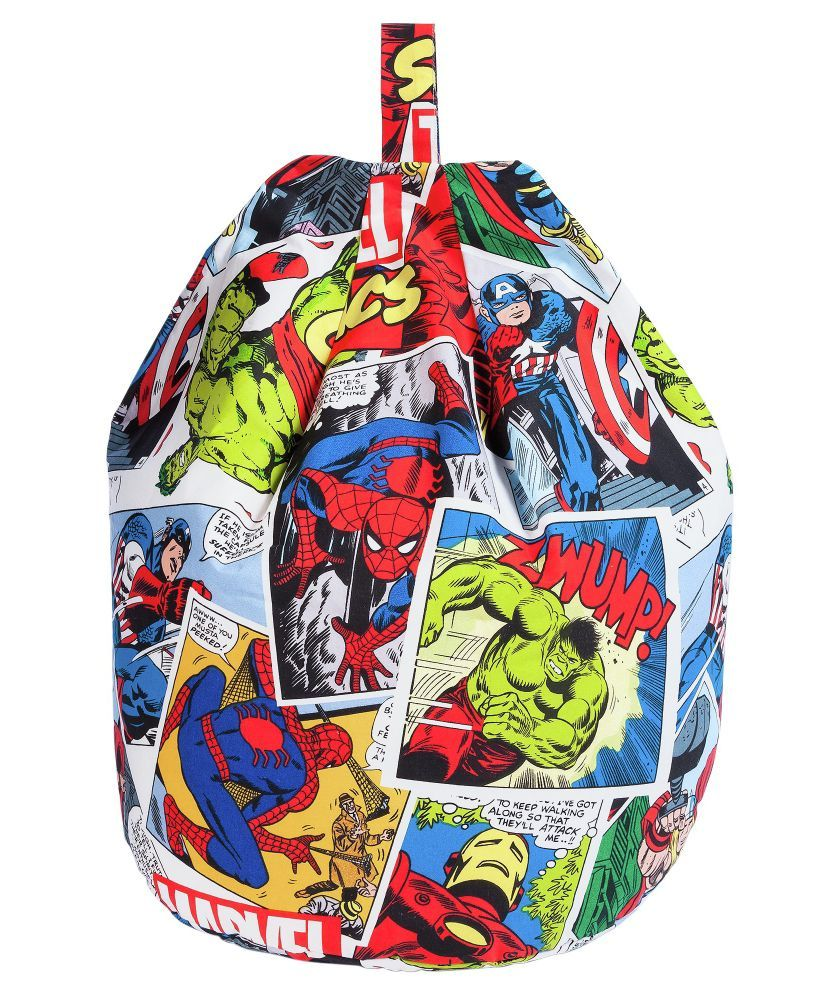 Tremendous Buy Marvel Comics Beanbag At Argos Co Uk Your Online Shop Gmtry Best Dining Table And Chair Ideas Images Gmtryco