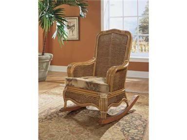 Braxton Culler Living Room Rocker 1910 002 Hickory